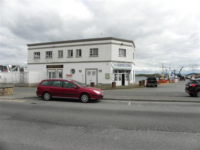 Harbour Store, Killybegs