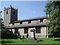 TF0179 : St Mary's Church, Welton-by-Lincoln by J.Hannan-Briggs