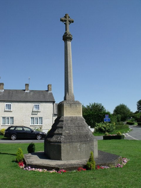 War Memorial, Dunholme