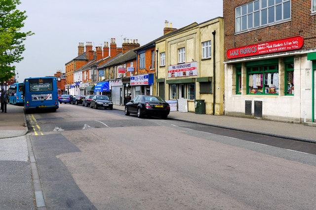 Church Street, Wolverton