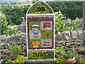 SK2066 : Over Hadden Junior Well Dressing by Josie Campbell