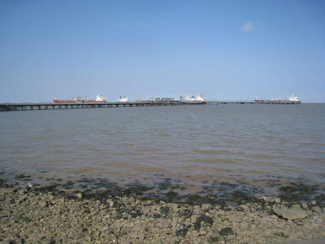 Immingham Oil Terminal