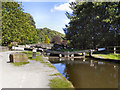 SD9927 : Blackpit Lock, Rochdale Canal by David Dixon