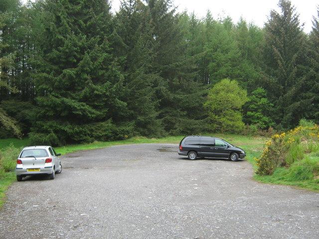 Angler's Car Park