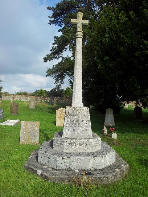 Ellingham War Memorial