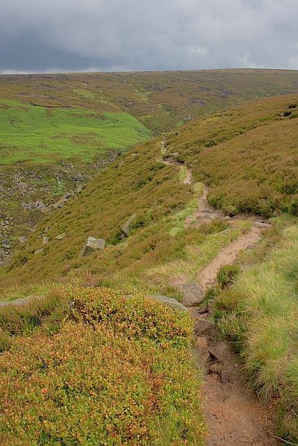 Pennine Way, Torside Clough
