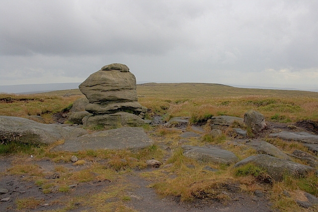 Wain Stones, Bleaklow Head
