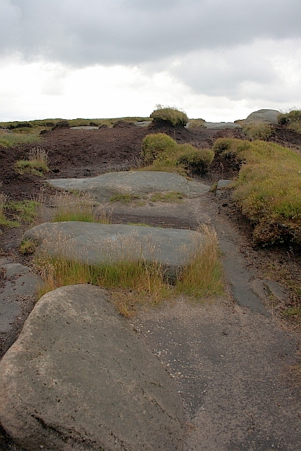 Rock Outcrops, Bleaklow Head