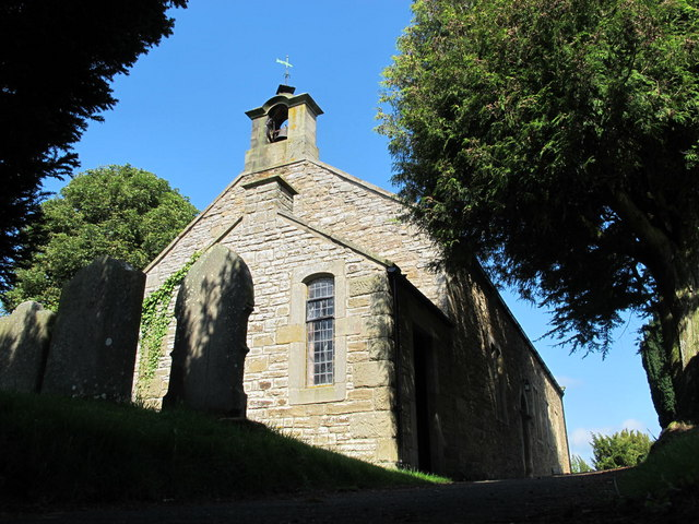 Church of St Helen, Whitley Chapel