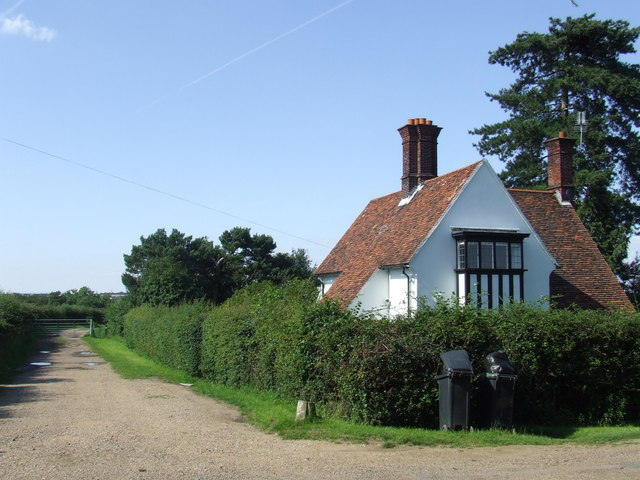 The White House near Epping