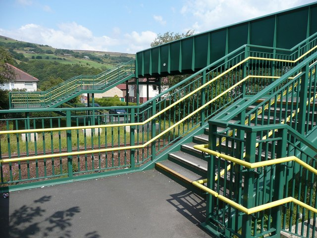 Footbridge MVN2 136, Mytholmroyd