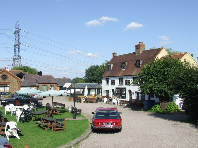 Forest Gate Inn, Bell Common near Epping