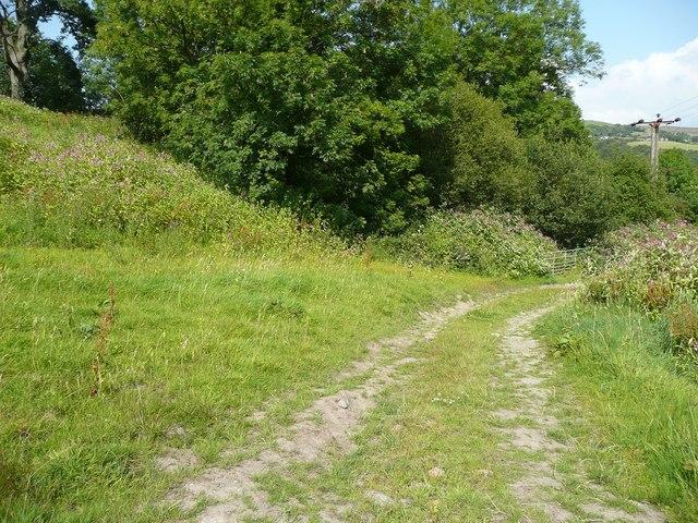 Hebden Royd Footpath 44, Mytholmroyd