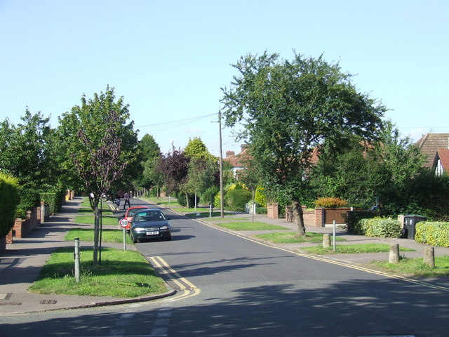 Forest Drive, Theydon Bois