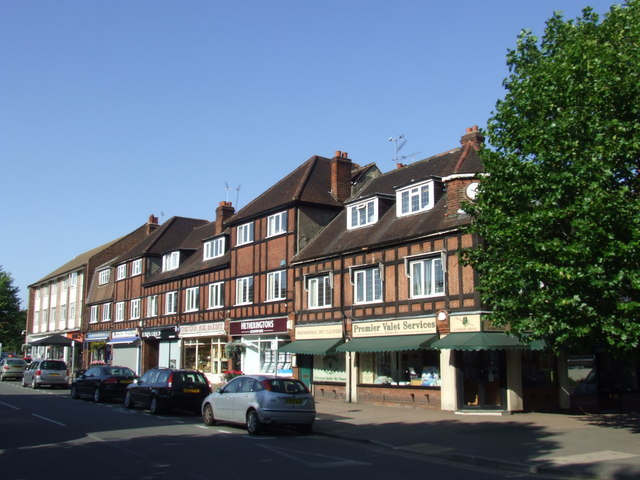 Shops at Theydon Bois