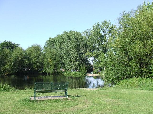 Theydon Bois pond