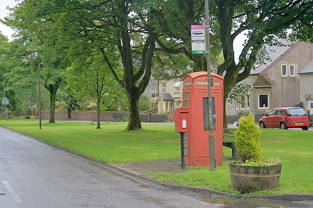 Telephone Box, Litton