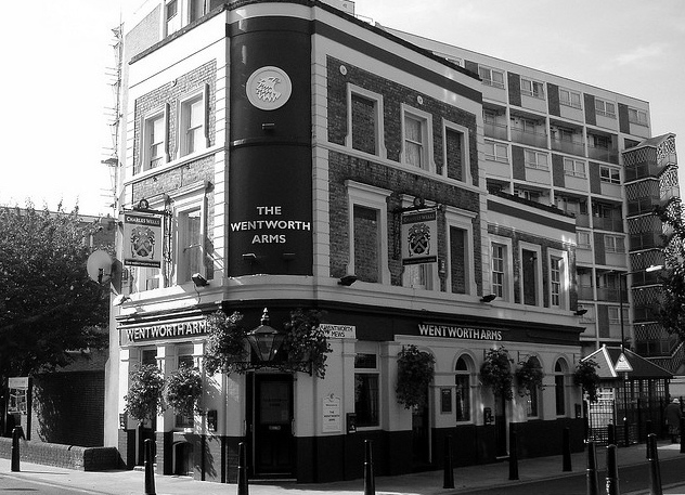 The Wentworth Arms, Mile End