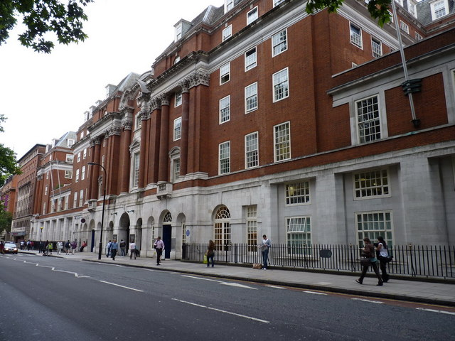 British Medical Association HQ, Upper Woburn Place