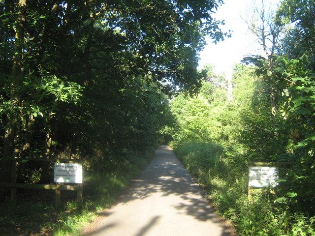 The Drive, Scabury Park