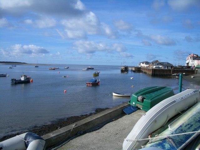 Aberdyfi seafront