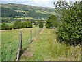 SE0025 : White Field Lane, Mytholmroyd by Humphrey Bolton