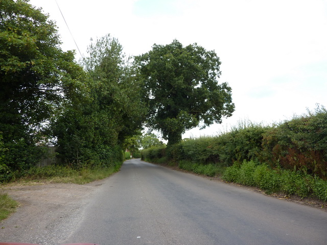 Slaughter Hill near The Bank