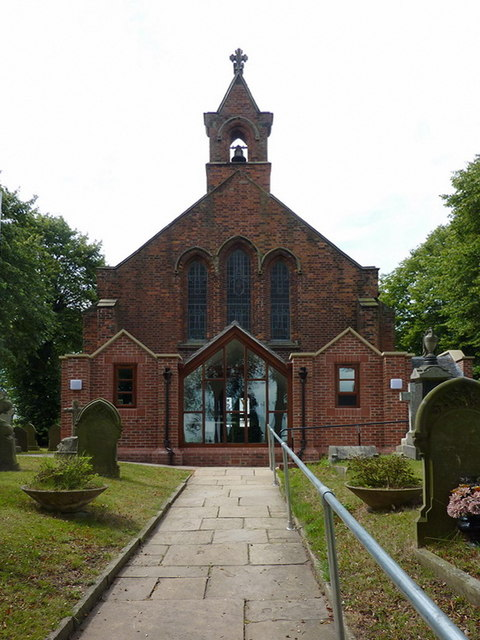 Christ Church, Wheelock