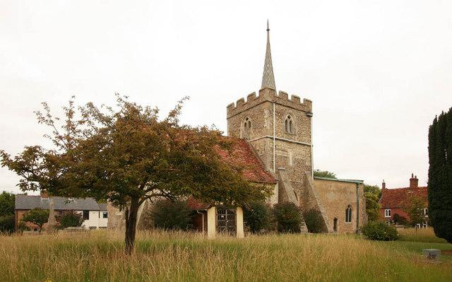 St John, Duxford