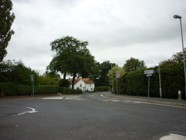 Main Street, Badsworth