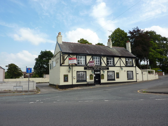 Nag Heads Hotel, Wheelock