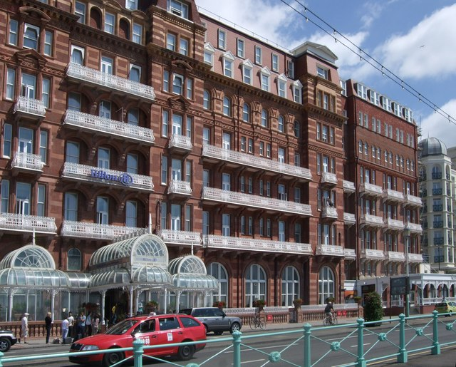 Brighton Hilton Metropole Hotel