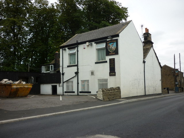 The George and Dragon on Barnsley Road