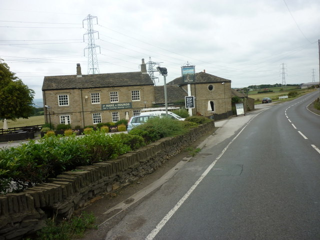 The Hare and Hounds on Liley Lane