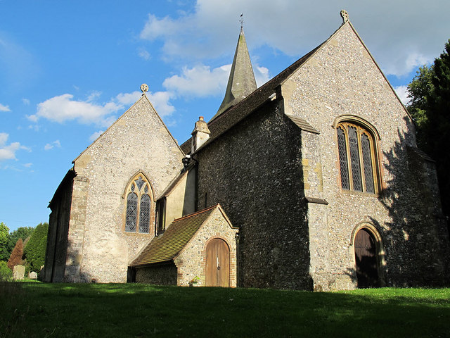 Cudham, St Peter & St Paul
