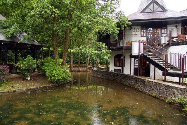 Tea Rooms Near Oxford