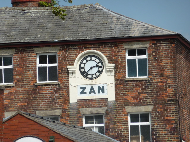 Zan Business Park, Wheelock, Clock