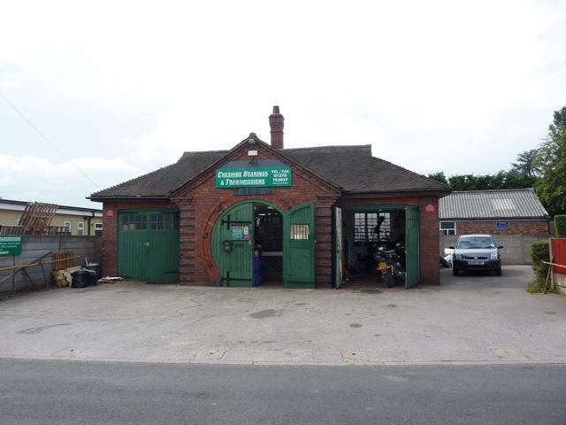 Cheshire Bearings & Transmissions, Moss Lane, Sandbach