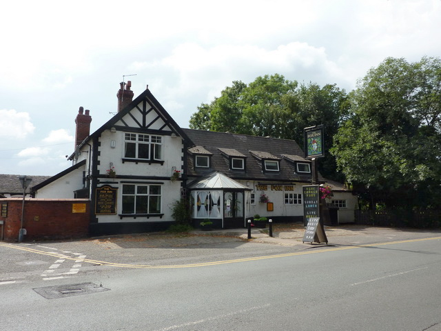The Fox Inn, London Road, Elworth