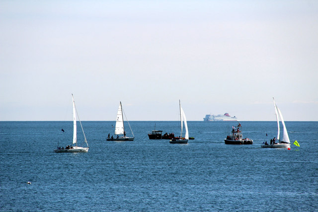Yachts and other Vessels, Dun Laoghaire, Ireland