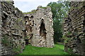 NY6566 : Thirlwall Castle by Ashley Dace
