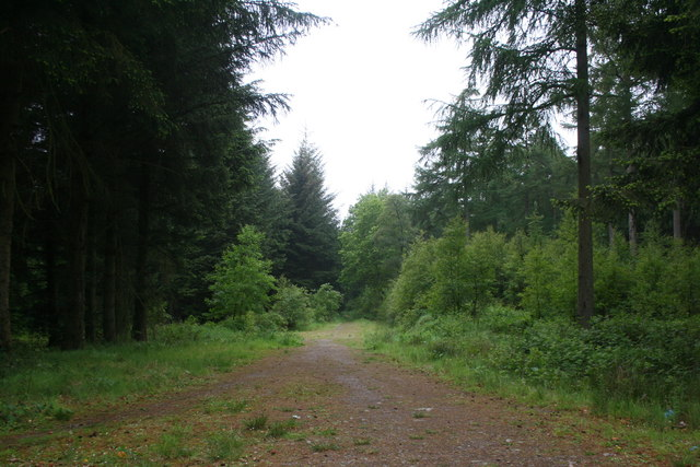 Parkhill Track