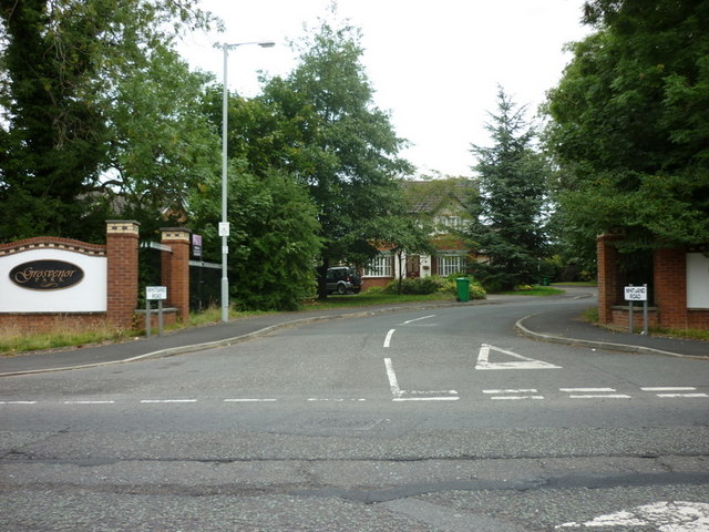 Whitsand Road off Brownley Road