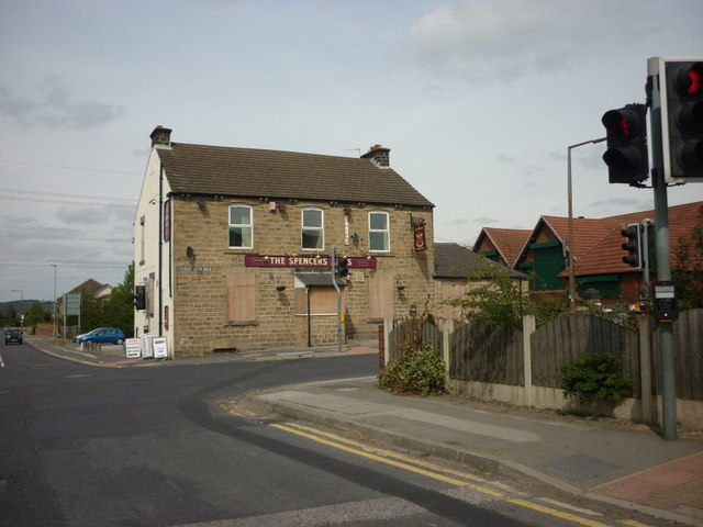 The Spencers Arms, Barugh Green