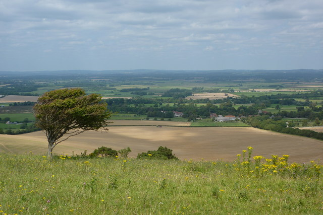 Firle and the Weald