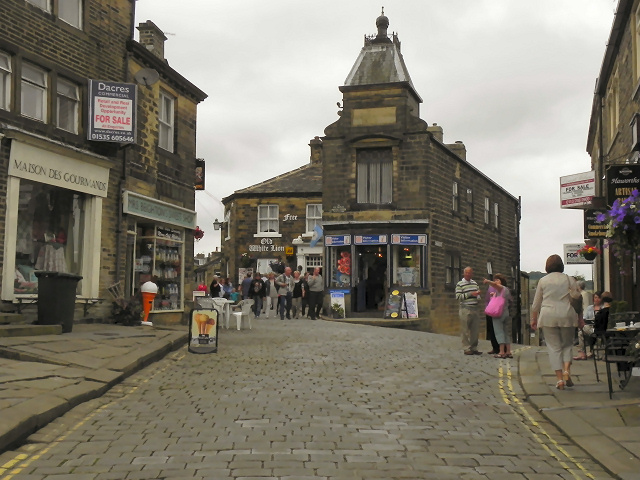 Haworth Tourist Information Centre