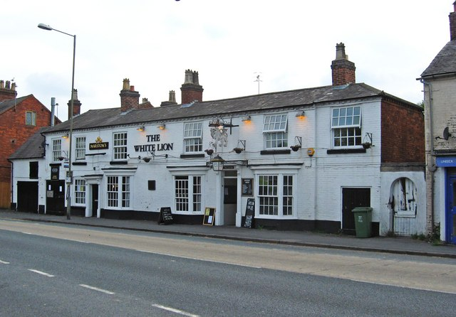 The White Lion (1), 1202 Evesham Road, Astwood Bank
