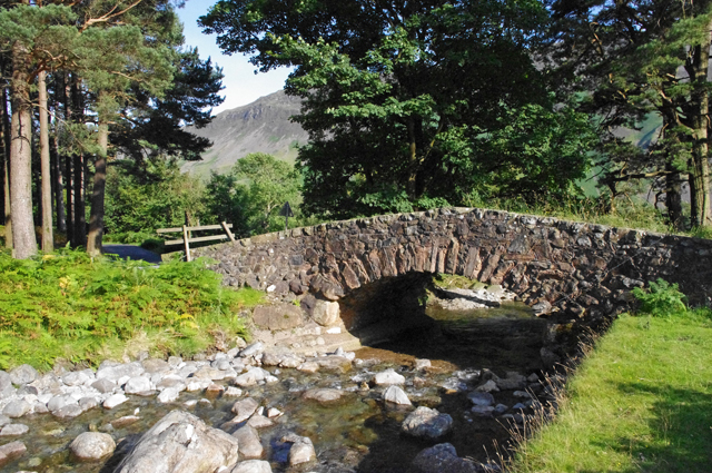 Netherbeck Bridge, Wasdale