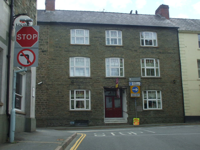 Strand Street, Builth