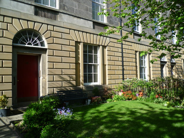 Houses in Lauriston Place